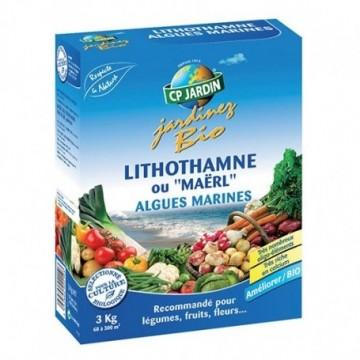 Lithothamne ou Maërl BIO CP Jardin 3 kg