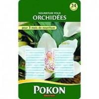 Bâtonnets engrais Orchidée 24 pcs