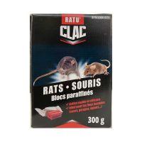 Rats & Souris - blocs paraffinés