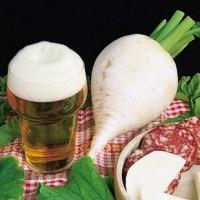 Radis Blanc de Munich Münchner Bier