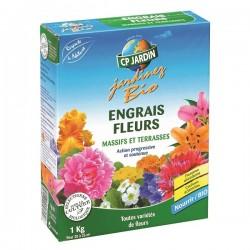 Engrais Fleurs BIO CP jardin 1 kg
