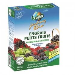 Engrais Petits Fruits BIO CP jardin 800 gr