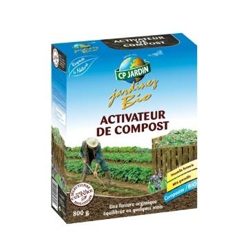 Activateur de compost BIO CP jardin 800 gr