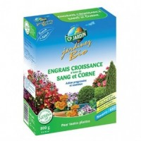 Engrais Sang et Corne BIO CP Jardin 800 gr