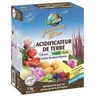 Acidificateur de terre BIO CP Jardin 2 kg