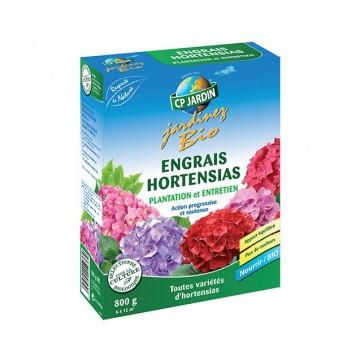 Engrais hortensias BIO CP Jardin 800 gr