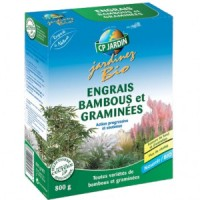 Engrais bambou et graminés BIO CP Jardin 800 gr