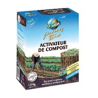 Activateur de compost BIO CP Jardin 1.5 kg