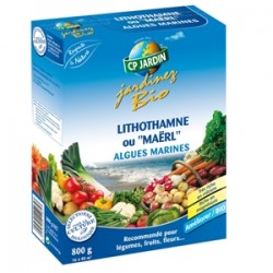 Lithothamne ou Maërl BIO CP Jardin 800 gr
