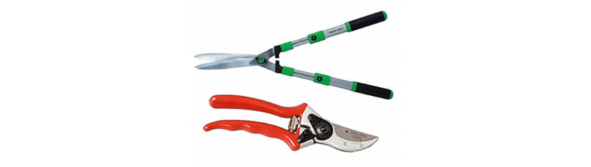 SECATEURS-CISAILLES